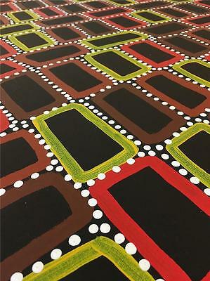 WALALA TJAPALTJARRI~Magnificent Tingari From THE BEST- Now REDUCED to SELL!!!