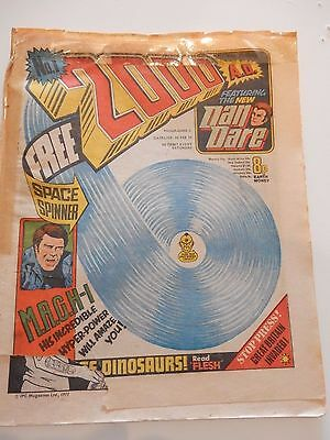 2000AD ft JUDGE DREDD Progs 1-824 (condition ranges from very poor to good)