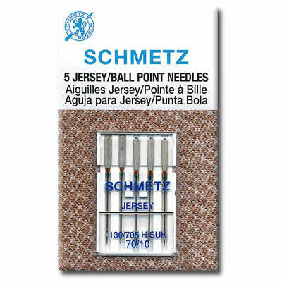 Ball Point Jersey Schmetz Sewing Machine Needles