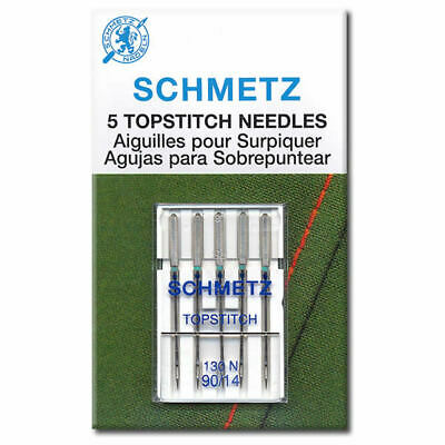 Topstitch Schmetz Sewing Machine Needles