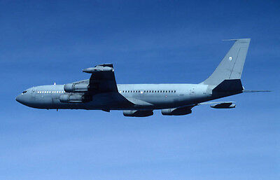 Original slide of aircraft: Boeing 707T MM62148 14-01 AMI a2a