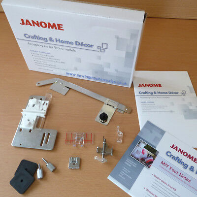 Janome Crafting & Home Decor Accessory Kit