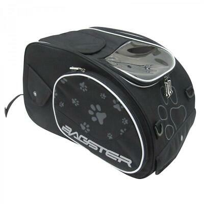 Bagster Puppy Motorcycle Tank Bag Cat Dog Pet Carrier With Shoulder Strap