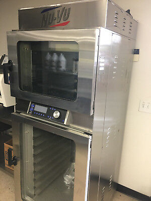 NuVu Bread oven and Proofer  NEW