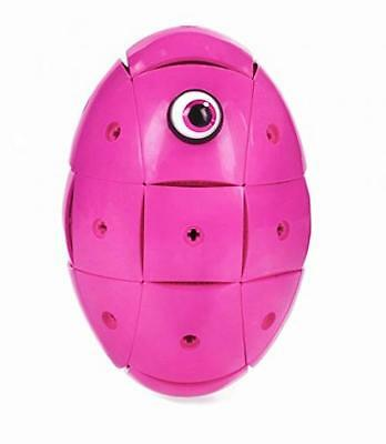 Geomag Kor Egg - Pink - 55 Piece Creative Magnet Playset - Swiss Made - Part of
