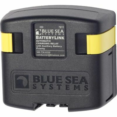Blue Sea 7611 Dc Batterylink Automatic Charging Relay 120A [7611]