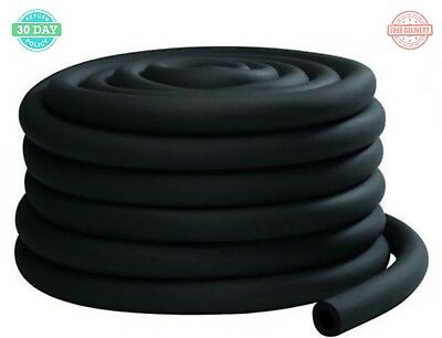 Continuous Coil Pipe Thermal Insulation Flexible Condensation Control 75ft.