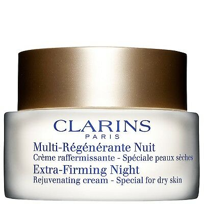 Clarins Extra-Firming Night Cream Dry Skin 50ml for women