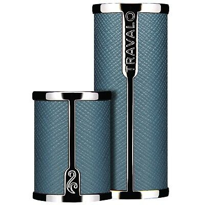 Travalo Perfume Atomiser Milano Case Light Blue for all