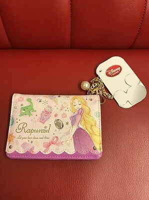 Disney Store Japan: Rapunzel  Mini Snap Closure Wallet (DSJ-1)