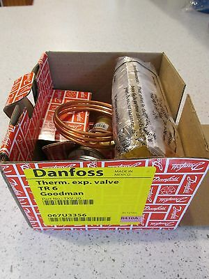 Danfoss Thermal Expantion Valve  067U3356 Tr6 R410A 3Ton Txv New In Box
