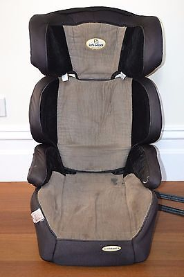 Child car booster seat - Infa-secure Variomax