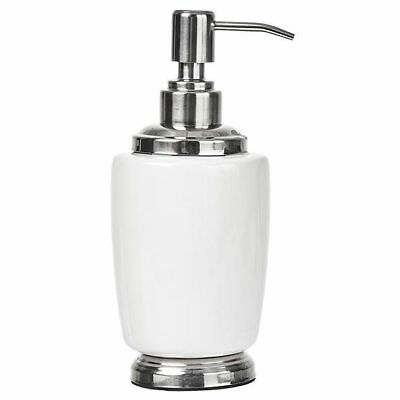 NEW Bordeaux Ceramic Soap Dispenser