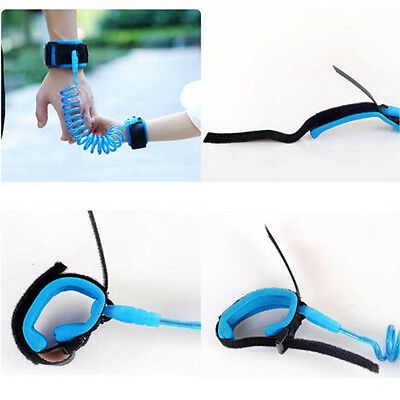 Wrist Link  Leash  Anti Lost Safety Harness Adjustable  Toddler Baby