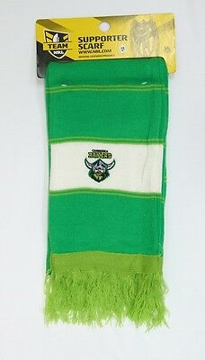 Canberra Raiders NRL Bar Scarf with Tassels!