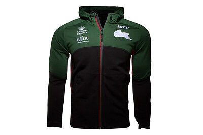 South Sydney Rabbitohs NRL Players ISC Workout Hoody Kids Sizes 8-14 ONLY!7