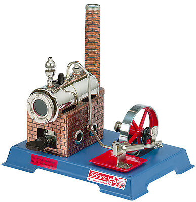 Wilesco D5 Live Steam Engine Kit Brand New Excellent Gift  00005