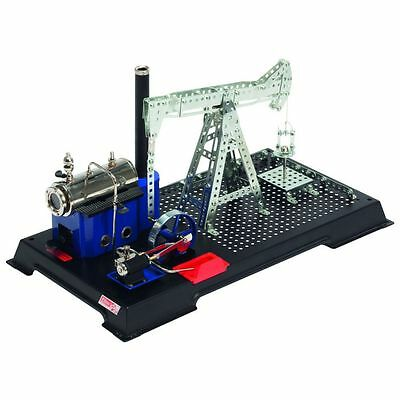 Wilesco D11 Steam Engine With Metal Construction Kit Brand New 00011
