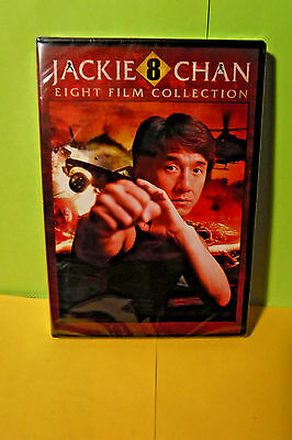 Brand New/sealed 2 Dvd Set! The Jackie Chan 8 Film Collection! 815 Minutes, Ws!