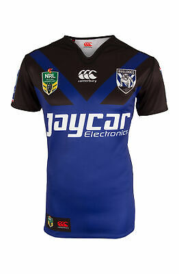 Canterbury Bankstown Bulldogs NRL CCC Away Jersey Sizes S-6XL! BNWT's!6