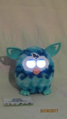 Furby Boom Waves türkis / blau  Hasbro A4338  DEUTSCHE Version