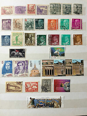 SPAIN & PORTUGAL small collection from various era's.