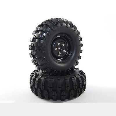 1:10  Reifen auf Felgen Snake Scale Crawler Truck Tyres and wheels  (2 )