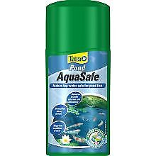 PET-846965 Tetra Pond Aqua Safe (250ml)