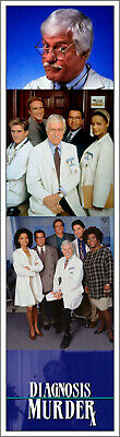 Diagnosis Murder Bookmarks Dick Van Dyke