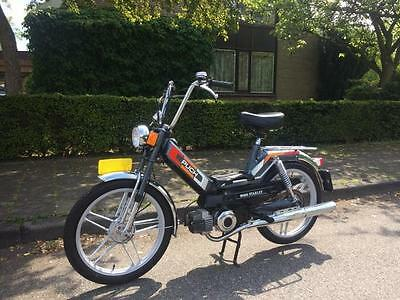 Puch Maxi Starlet 1988 barnfind Moped