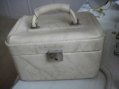 ladies fitted vanity case