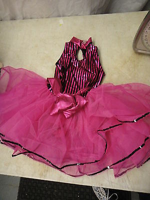 Childs dress A Wish come true dance outfit, Medium child 8-10