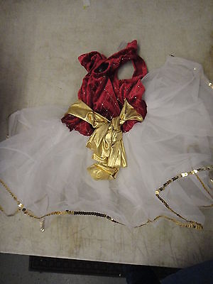 Childs dress A Wish come true dance outfit small  child 5-7