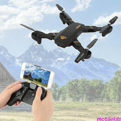 Mini Foldable Drone RC Selfie Dron Wifi HD Camera Headless Mode Quadcopter