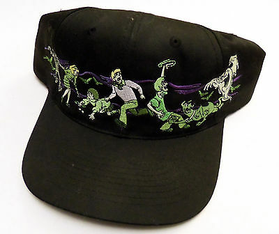 NWT  SCOOBY DOO Ghost / Zombie Chase Adjustable Ball Cap