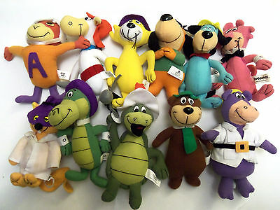 "Lot of 11 Dairy Queen HANNA-BARBARA 6"" Plush Toys"