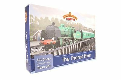 Bachmann Branch Line Train Set - The Thanet Flyer - OO Scale - 30-165 - New