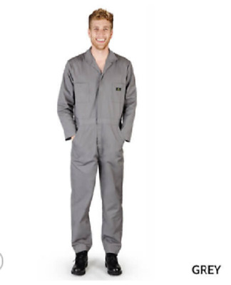 Smiley Scrubs Long Sleeve Coverall Jumpsuit,Boilersuit Protective Work Gear