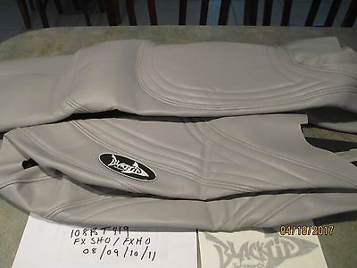 Yamaha Elite Seat Cover FX SHO 2008-2010 Custom Fit Seat Cover