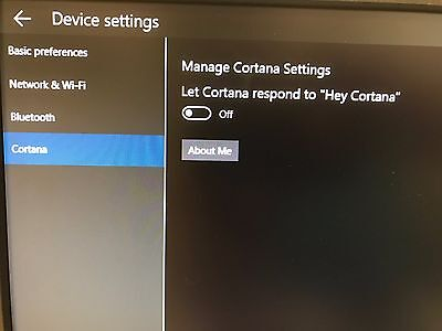 Windows 10 IOT Core with Cortana Raspberry Pi 2 or 3 16GB  Card Preloaded