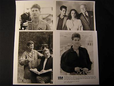 Eric Roberts VINTAGE 8 Assorted TV MOVIE PHOTO LOT 451H