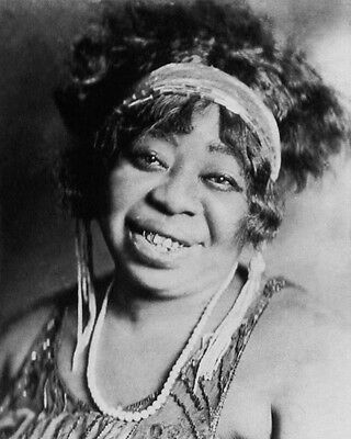 American Singer MA RAINEY Glossy 8x10 Photo Print 'Mother of the Blues' Poster
