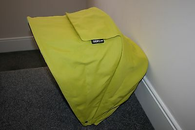 Mamas and Papas Sola 2 Replacement Hood in Lime Green