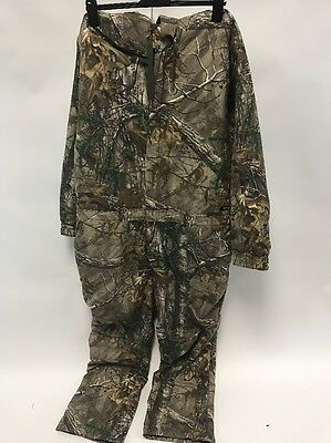 Guide Series Men's 2XL XXL Realtree Xtra Outdoor Element Insulated coverall $109