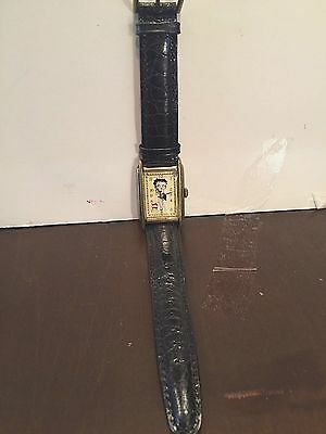 VINTAGE BETTY BOOP FOSSIL WATCH, LIMITED EDITION i1044