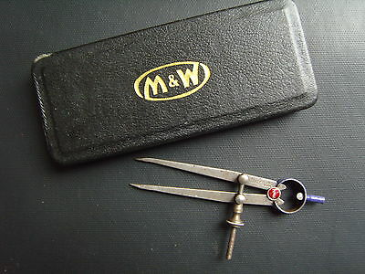 Moore and Wright Dividers Calipers