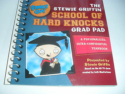 Family Guy - The Stewie Griffin School Of Hard Knocks Grad Pad