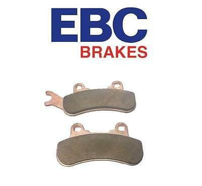 Can Am Maverick X3 Max LH LEFT Front Driver Side EBC brake pads pad set #15-682R