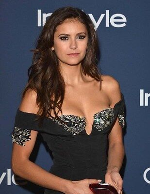 "Nina Dobrev in a 8"" x 10"" Glossy Photo 5"