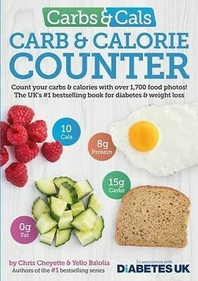 Carbs and Cals Carb and Calorie Counter: Count Your Carbs and Calories With and
